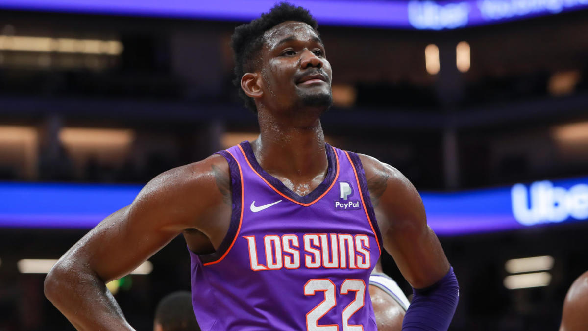 Dopage : Une suspension de 25 matches pour Ayton (Phoenix)