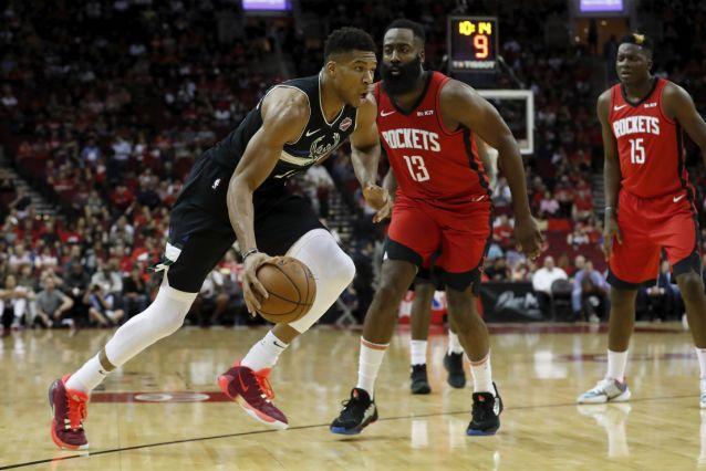 NBA: RESULTATS DE LA NUIT : Les Bucks de Milwaukee s'imposent à Houston, et les Clippers mettent Golden State dans les cordes