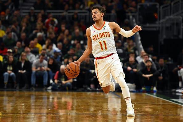 NBA- RESULTATS DE LA NUIT : Young marche sur l'eau, première défaite pour les Clippers