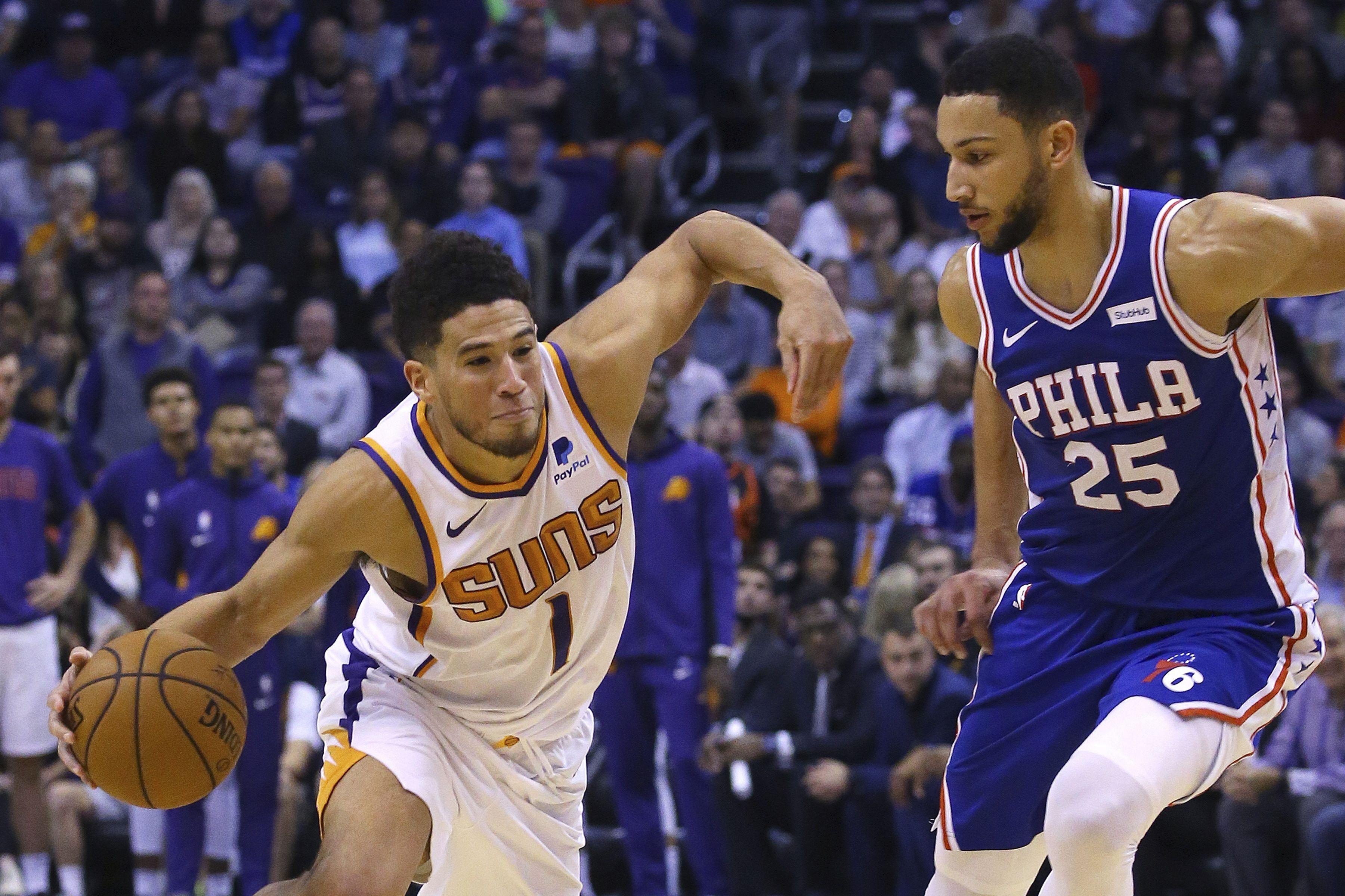 NBA:Phoenix surprend Philadelphie, Houston réagit... Les résultats de la nuit