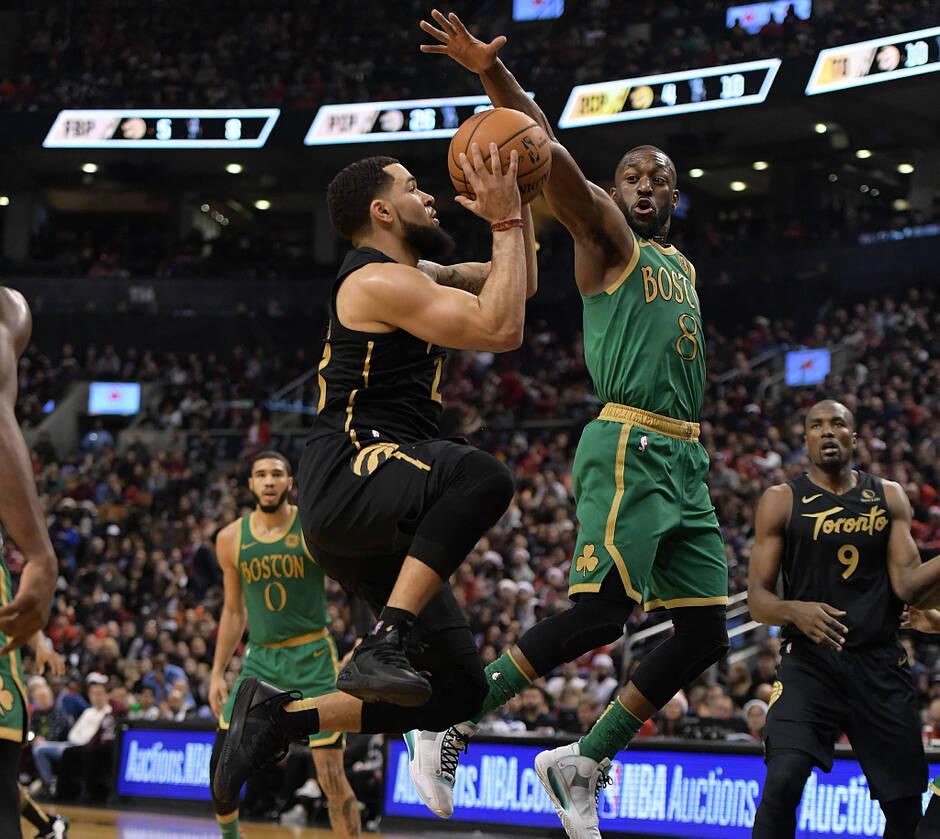 NBA:Les Raptors ratent leur premier Christmas Game à domicile