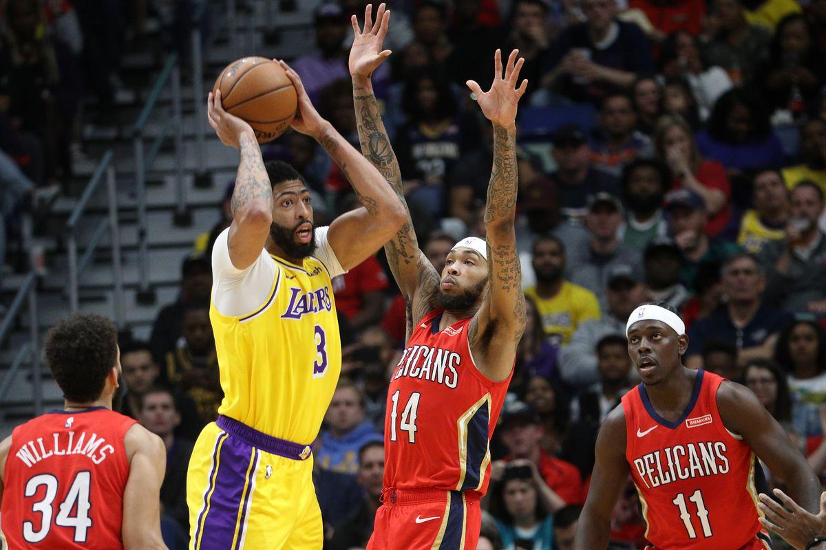 NBA:Les Lakers maintiennent le rythme à l'Ouest