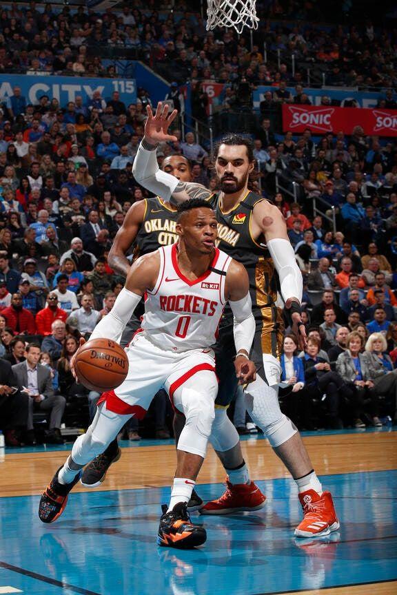NBA- Resultats de la nuit : Oklahoma City fait chuter Houston, Philadelphie s'impose sans Embiid