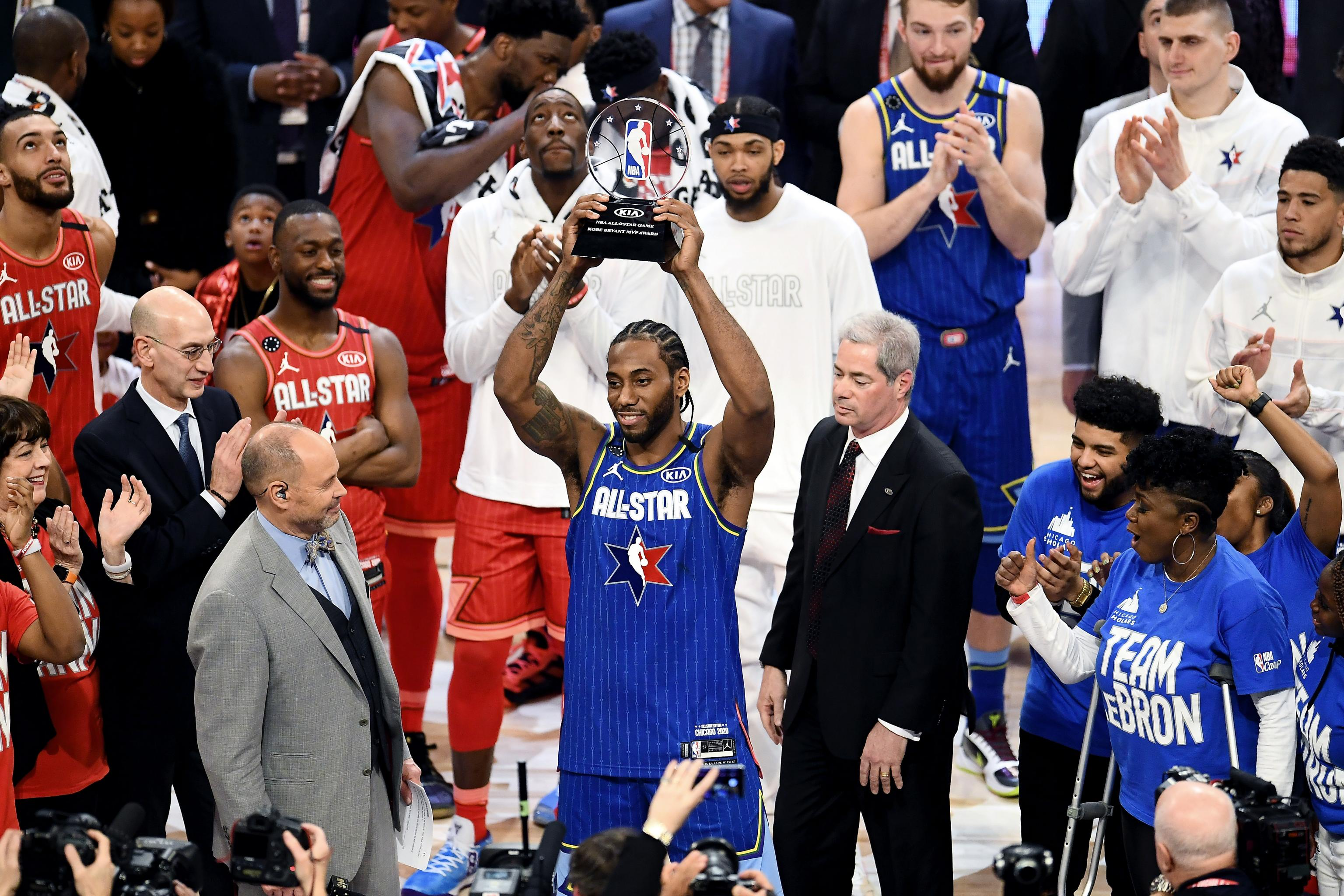 ALL STAR GAME 2020 : All-Star Game NBA. La Team LeBron sacrée