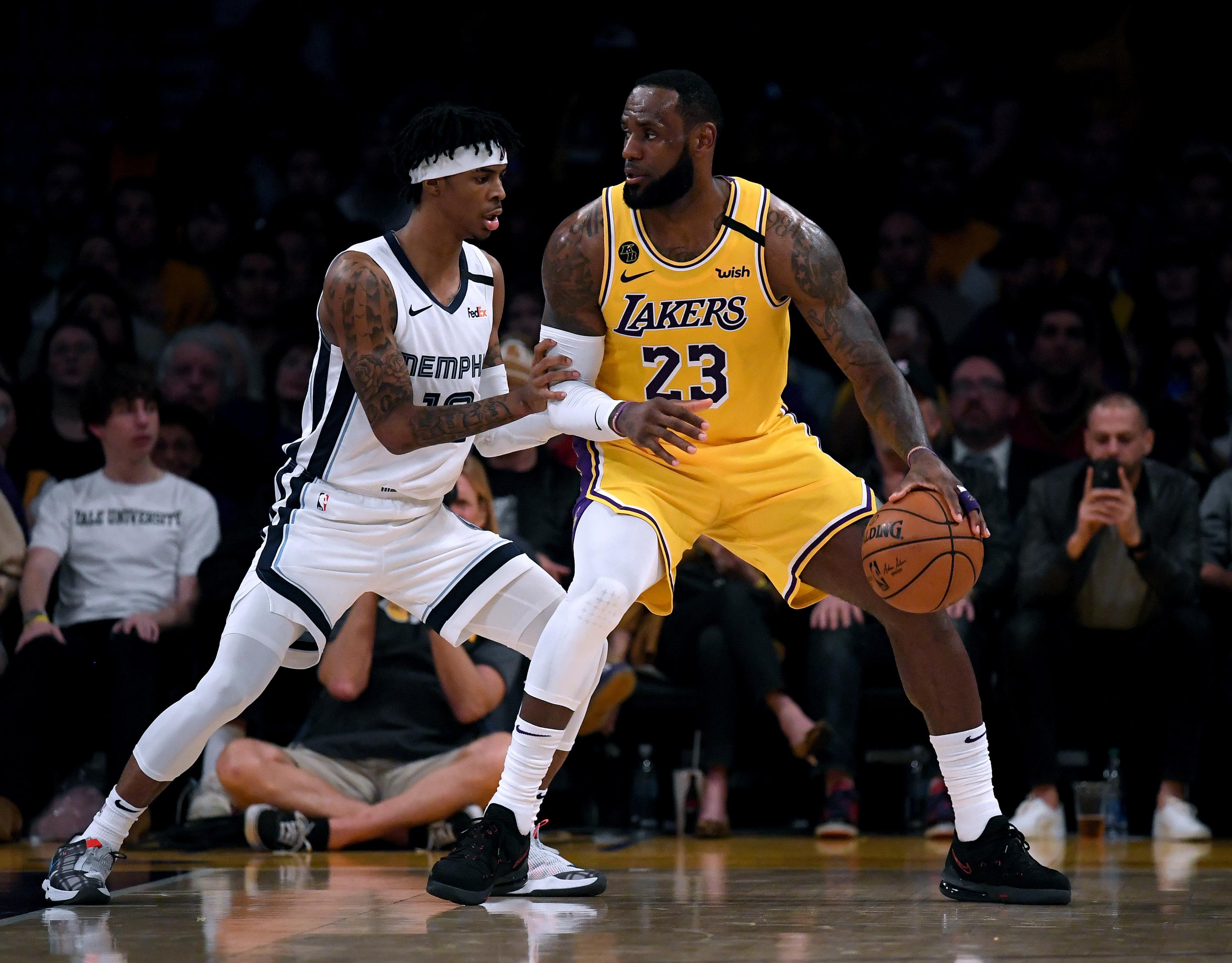 NBA: Les Lakers augmentent leur avance, Toronto se relance… Le résumé de la nuit