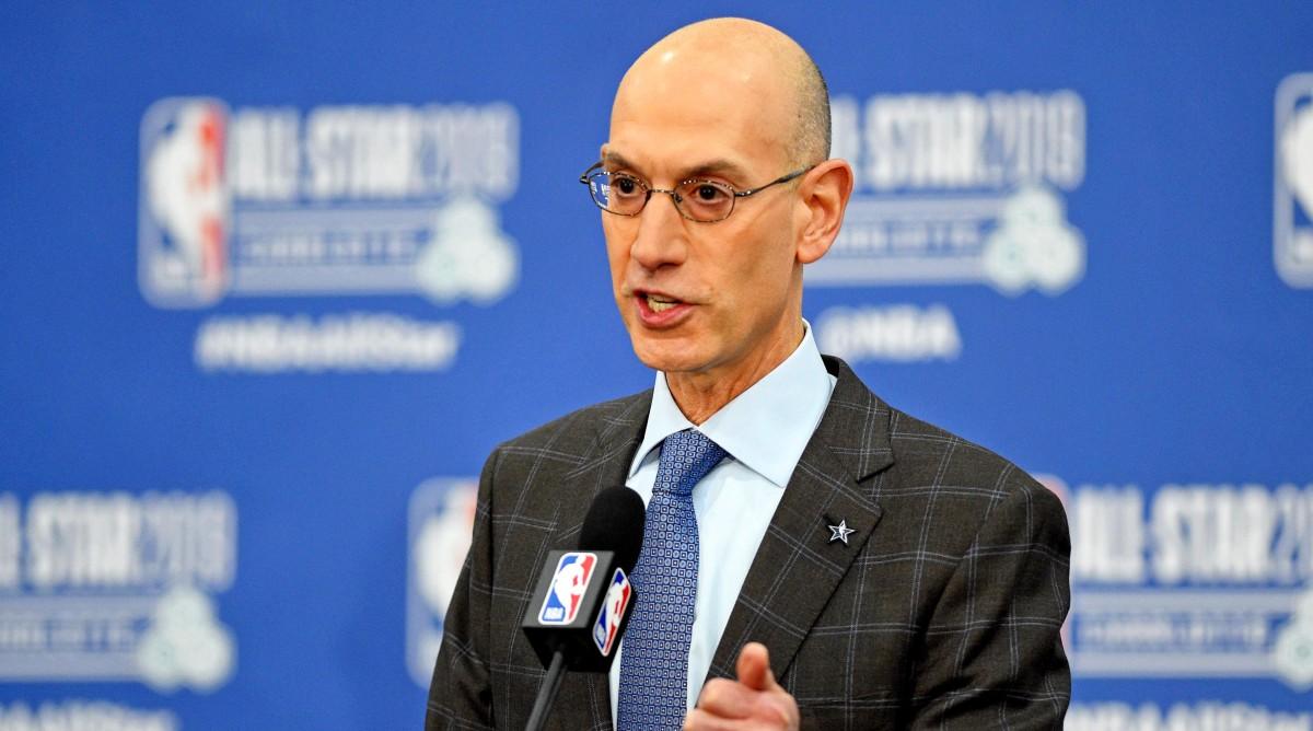 NBA:La ligue émet une série de recommandations pour éviter la propagation de coronavirus