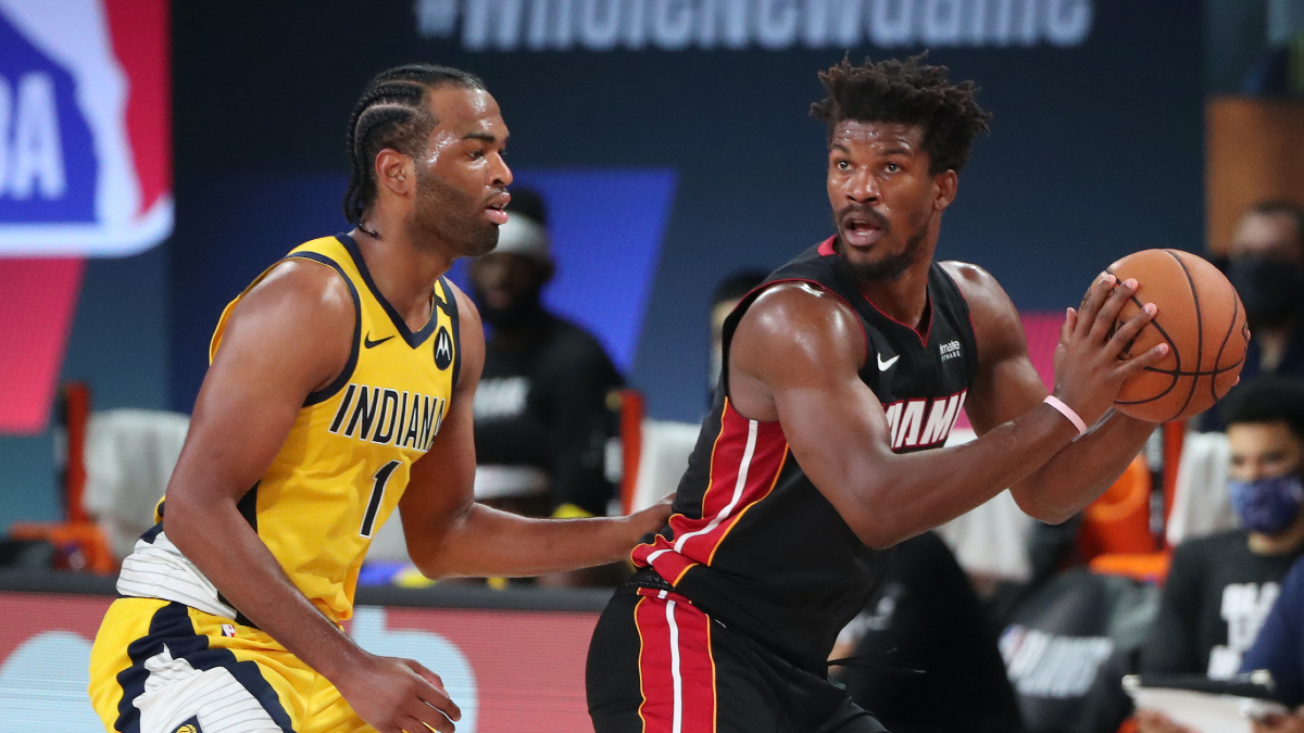 NBA PLAYOFFS 2020:Miami fait le break face aux Pacers