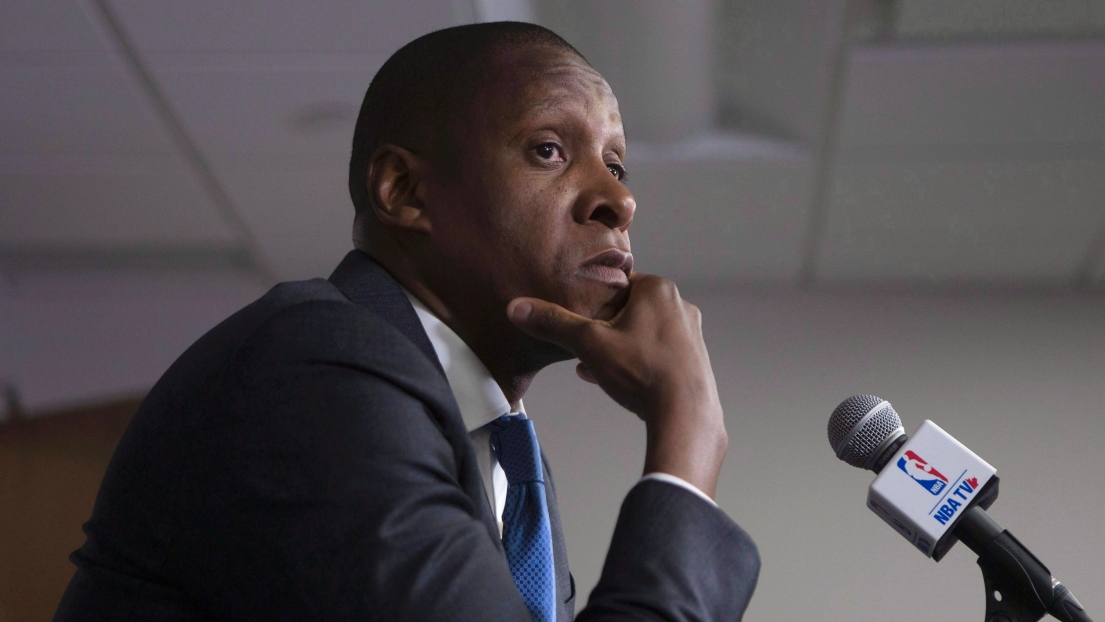 NBA: Le président des Warriors Rick Welts s'excuse auprès de Masai Ujiri