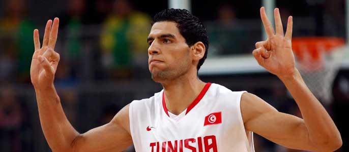 Tunisie : Saleh Mejri convoité à la NBA