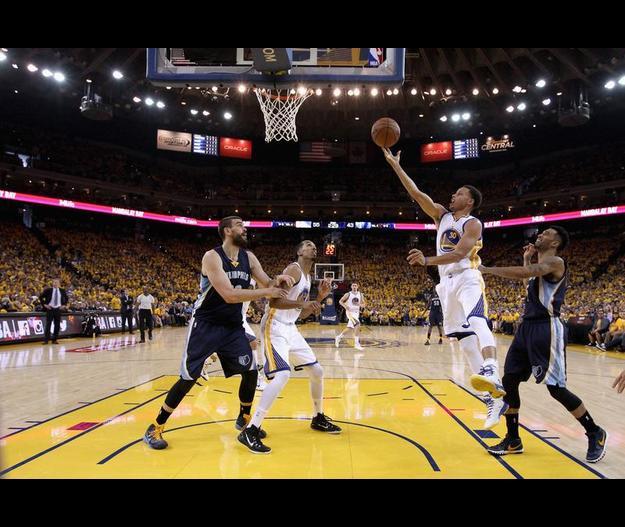 NBA - Play-offs/2e tour: Golden State et Washington enchaînent