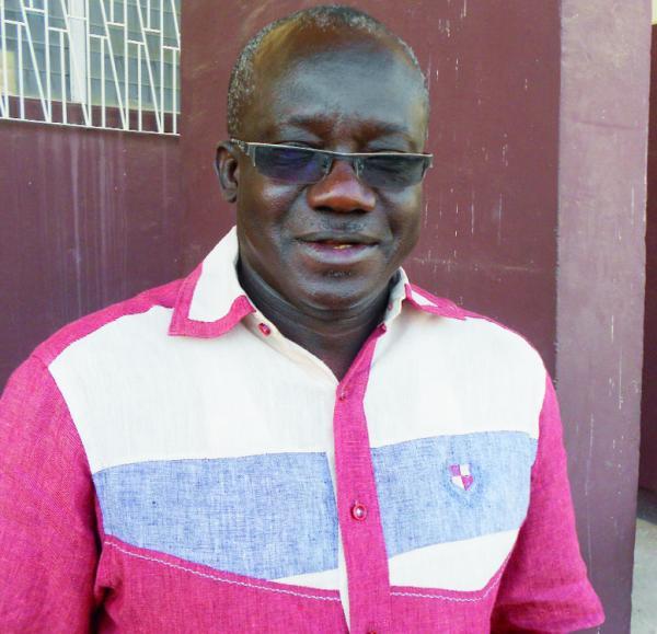 Pape Banda Ndiaye : PRÉSIDENT DE LA COMMISSION DES ARBITRES - Photo SUD Quotidien