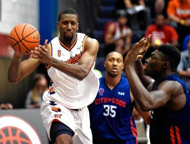 The BASKETBALL TOURNAMENT (NY): Hamady Ndiaye élimine Baye Moussa Keïta en demi-finale