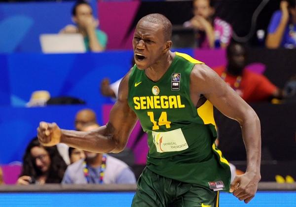 Gorgui Sy Dieng, pivot des Lions : «Si j'ai décidé de jouer l'Afrobasket, c'est pour le gagner»
