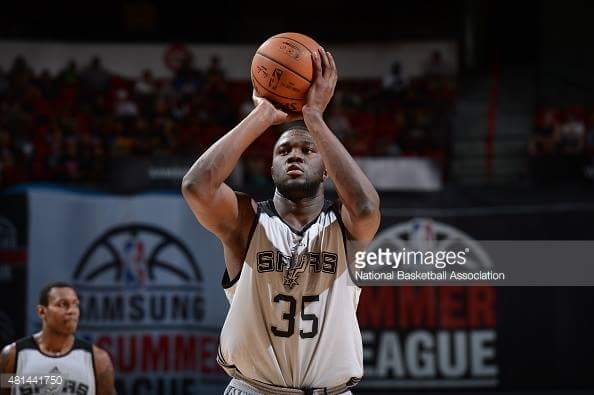 San Antonio Spurs signe Youssou Ndoye pour son training Camp