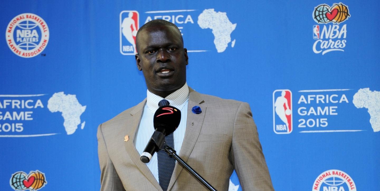 Gallo Fall satisfait du premier match NBA en Afrique