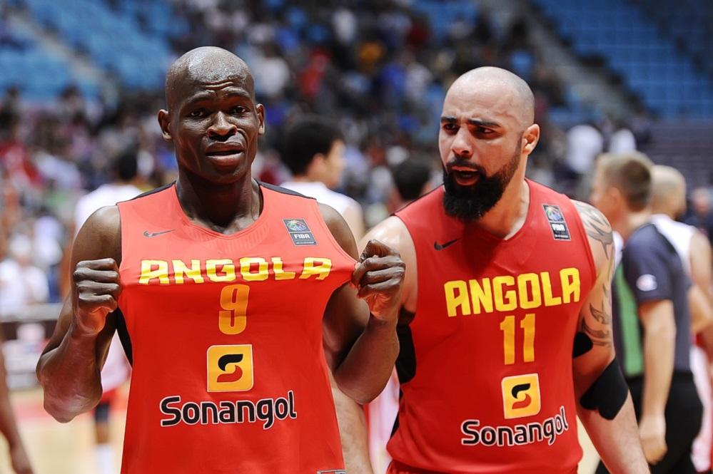 L'Angola en demi-finale de l'AfroBasket pour la 17ème fois consécutive