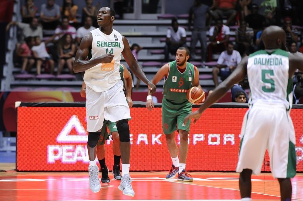 Le Sénégal bat l'Algérie et sera opposé au Nigéria en demi-finale