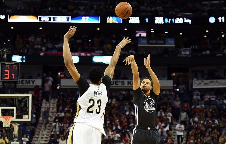 NBA - Les Warriors et Curry font déjà peur