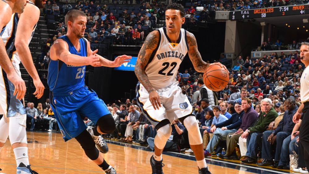Basket - NBA Memphis se relance face à Dallas