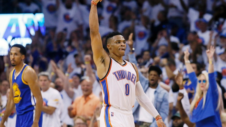 Le Thunder mène la série face aux Warriors 3-1