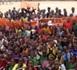 Accueil triomphal pour le SLBC après sa victoire en finale de la coupe nationale