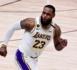 NBA - Pour LeBron James, c'est « un sentiment incroyable » d'être titré avec les Los Angeles Lakers
