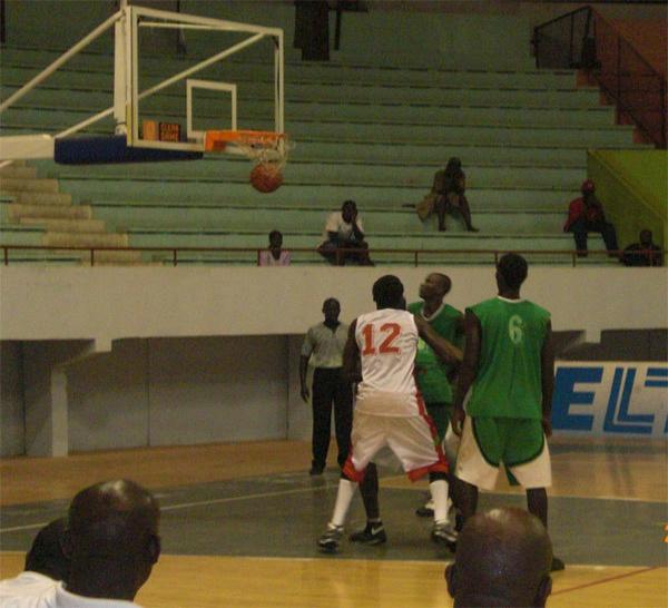 PLAY OFF 2008 :Vainqueur du RAIL, La Douane en demi-finale des Play Off