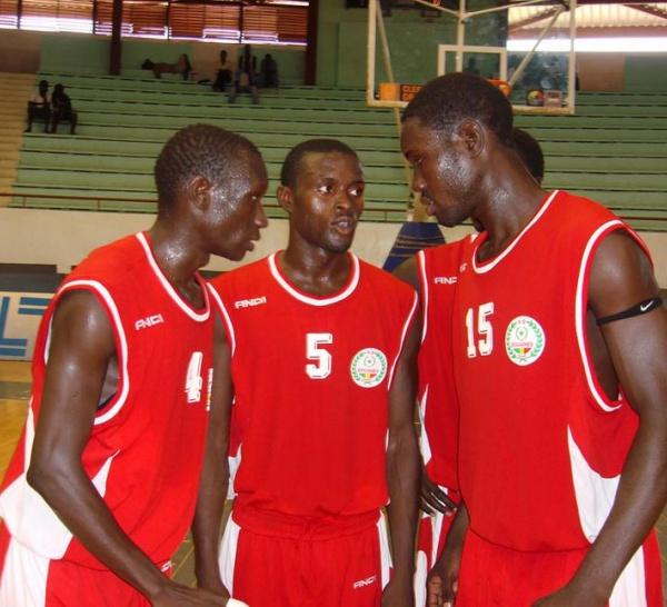 La Douane Championne du Sénégal 2008