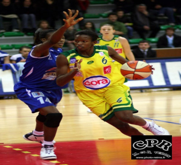 FRANCE LFB : Mame Mary SY signe au Nantes Rézé Basket