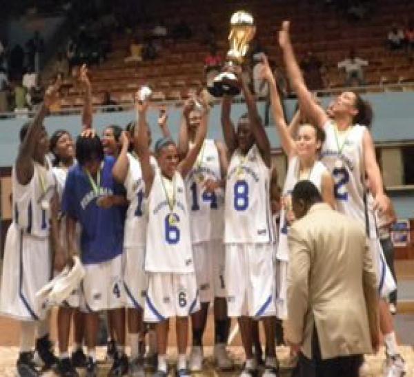 15ème Championnat d'Afrique des clubs champions féminins : First Bank du Nigeria, champion d'Afrique