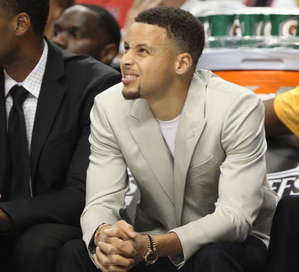 NBA: Steph Curry ne jouera pas ce soir