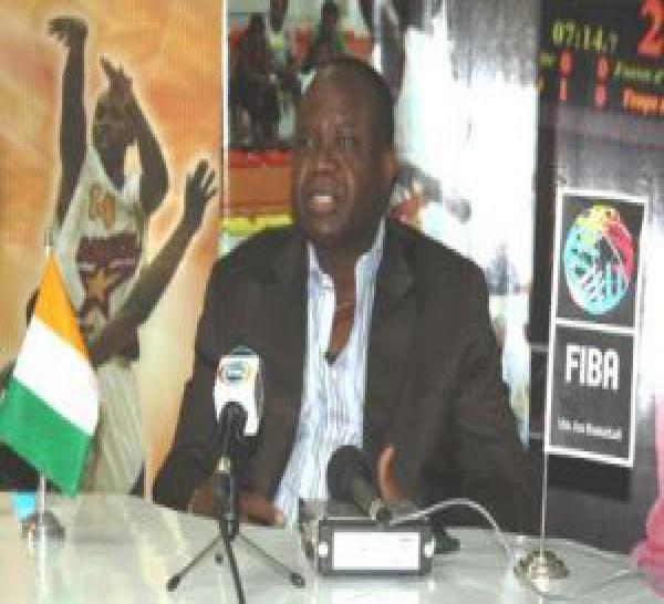 Koré Moïse : « Afrobasket 2011 sera une fête du basket-ball africain »