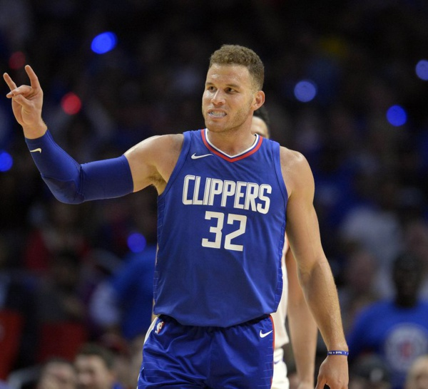 NBA: Blake Griffin envoyé à Détroit