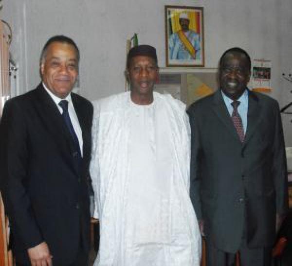 CONGRES FIBA AFRIQUE : Bamako du 18 au 19 Juillet 2010