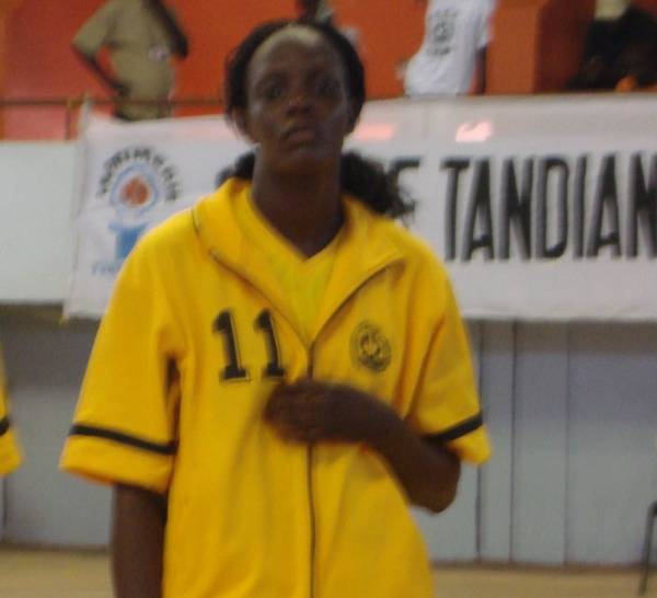 LANCER-FRANC : Fatou Mbaye, la meilleure