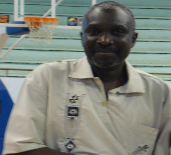 FIBA-AFRIQUE:Alioune Badara Diagne élu président de la zone 2