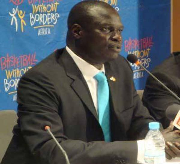 EXCLUSIF : Interview d'Amadou Fall, vice-président de la NBA