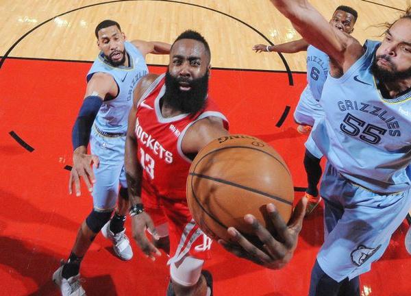 NBA. Nouvelle performance extraordinaire de James Harden, retrouvez tous les résultats de la nuit