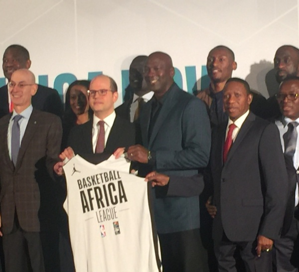 La NBA lance la Ligue africaine en Janvier prochain