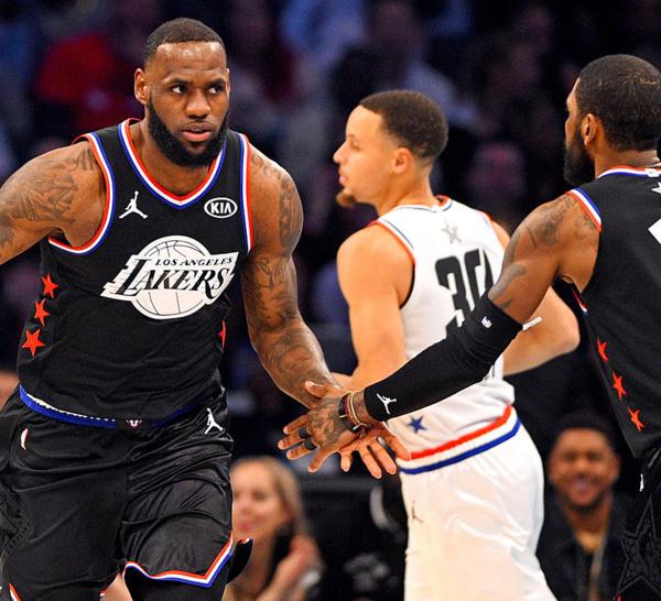 All-Star Game : victoire de la Team LeBron James