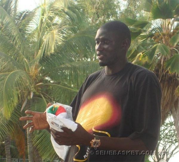 Interview: Boniface Ndong : ''La porte n'est pas fermée''