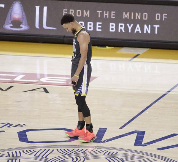NBA FINALS 2019: Stephen Curry: «Je ne pense pas que cela soit la fin pour nous»