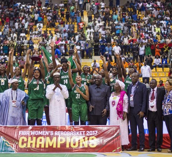 Le Nigeria veut défendre son Titre