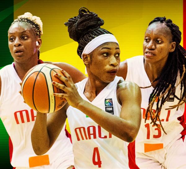 #Afrobasket women : Mali, Lautié livre ses 12 joueuses pour la conquête de Dakar