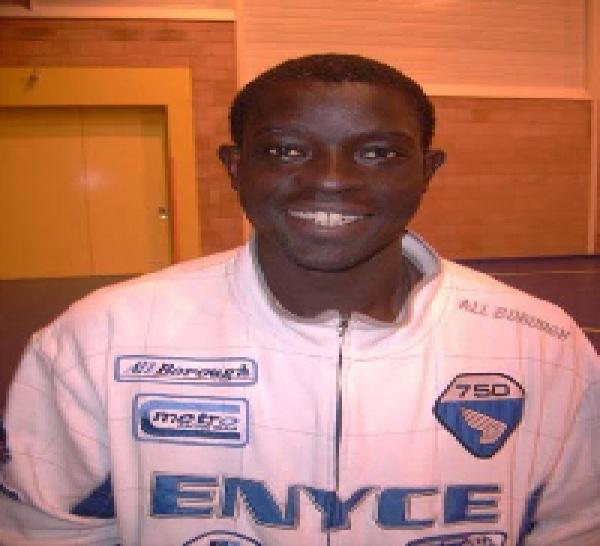 Kéba Koté, l'étoile du basket