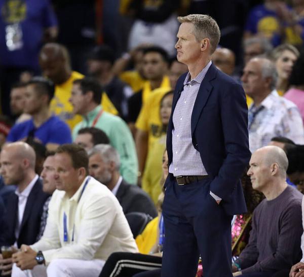 NBA:«La réalité» rattrape les Golden State Warriors selon Steve Kerr