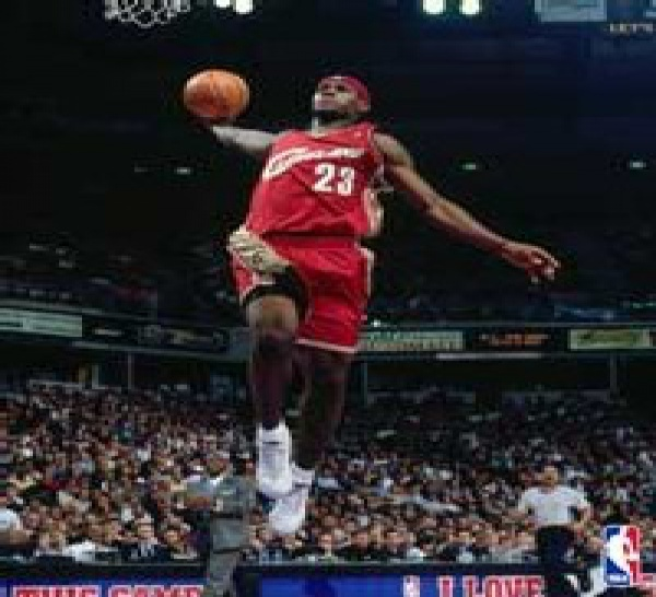 LeBron James, une étoile en devenir (video)