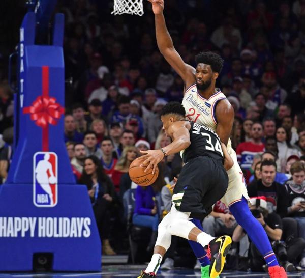 NBA : Philadelphie surclasse Milwaukee