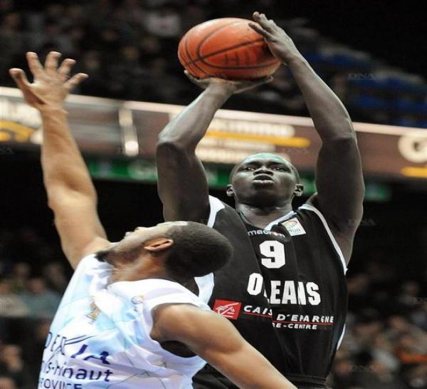 FRANCE PRO A J28 : Maleye Ndoye (21 pts ) assure à Orléans sa place aux Play-Offs
