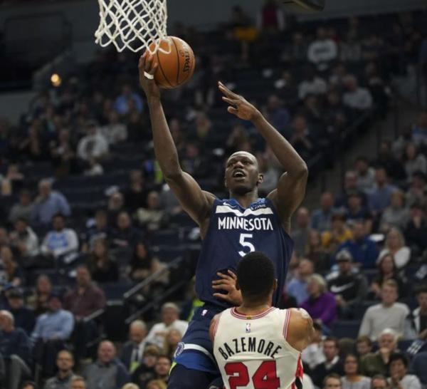 NBA : La défense des Wolves étouffent les Blazers 116-102